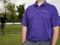 Nike Stretch Tech Polo – Purple