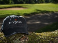 Pinchaser Low Profile Cap – Black