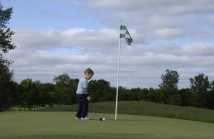 Getting Kids In Golf